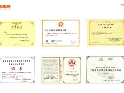 2015年奖状与荣誉2